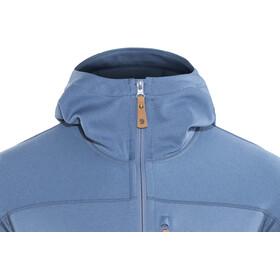 Fjällräven Abisko Trail Fleece Jacket Men blue ridge